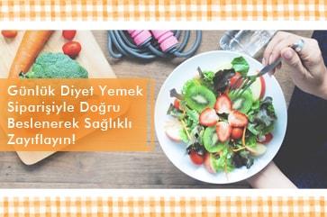 gunluk diyet yemek siparisiyle dogru beslenerek saglikli zayiflayin 2 - Günlük Diyet Yemek Siparişiyle Doğru Beslenerek Sağlıklı Zayıflayın!