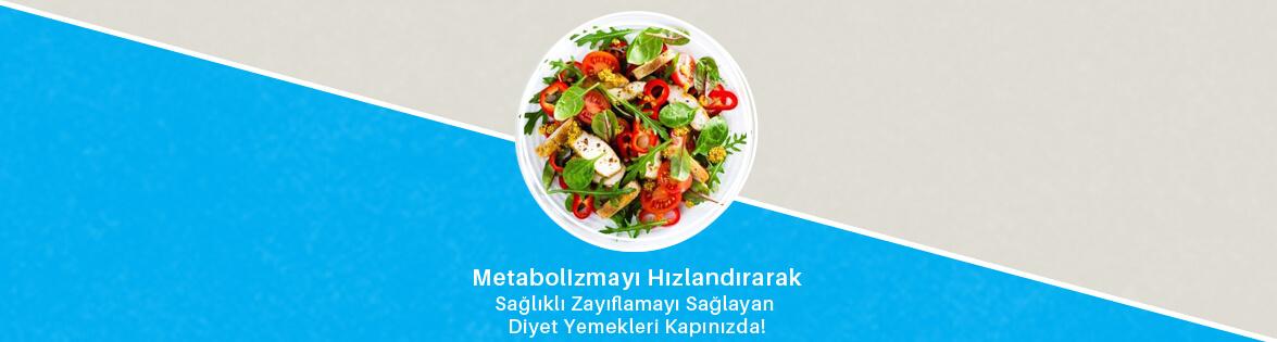 metabolizmayı hızlandıran diyet yemekleri