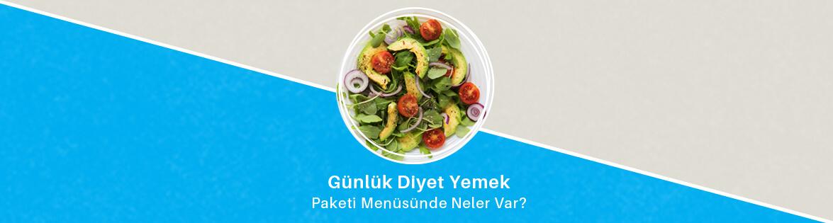 gunluk diyet yemek paketi menusunde neler var - Günlük Diyet Yemek Paketi Menüsünde Neler Var?