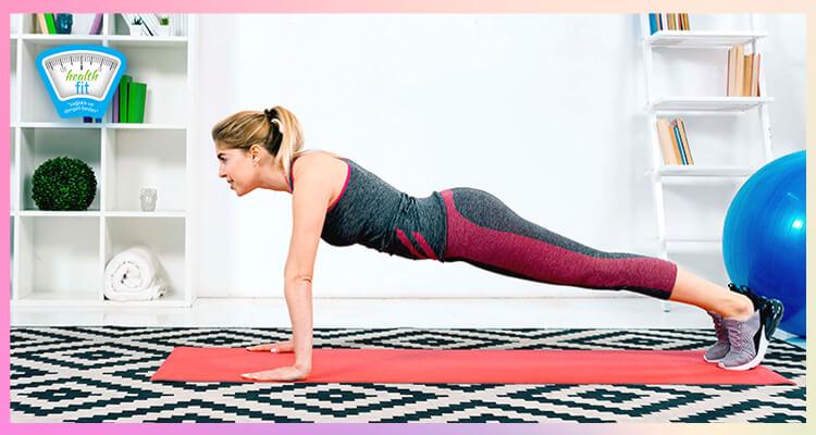 Evde Kolayca Yapabileceğiniz Yağ Yakıcı Egzersiz Hareketleri