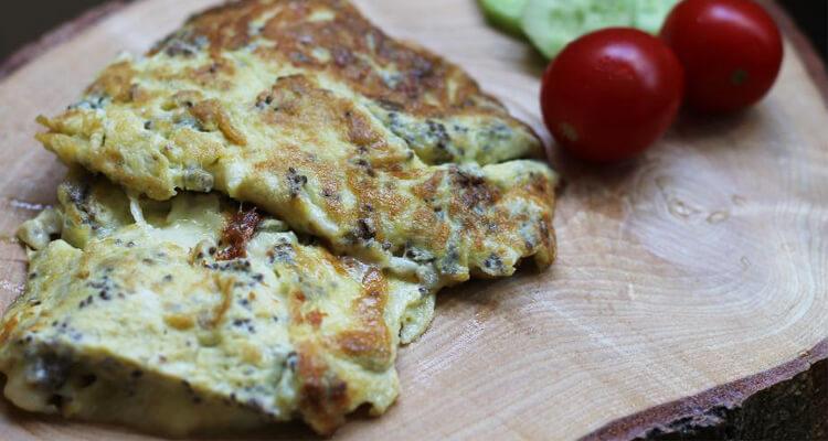 healtfit yumurta - Chia Tohumu ile Yapılabilecek Diyet Tarifler