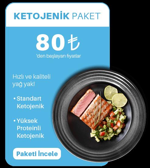 Diyet Yemek Paketleri